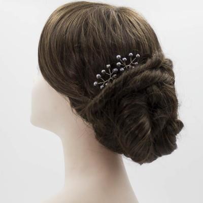 Adorno para pelo de perlas