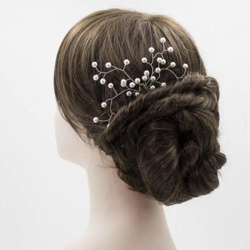 Adorno de pelo para novia